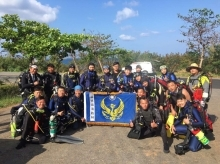 The First Professional Rescue Diving Team in Taiwan is Formed.1