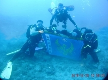 The First Professional Rescue Diving Team in Taiwan is Formed.2